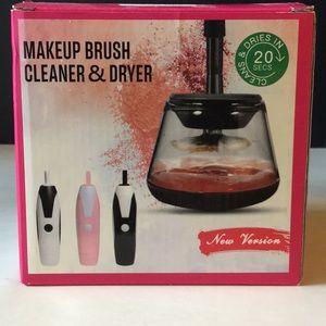 Other - HQQN Makeup Brush Cleaner & Dryer Machine NIB